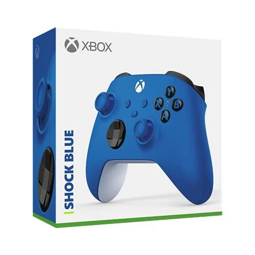 Xbox Wireless Controller Shock Blue - 6