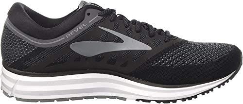 Zapato deportivo Revel Black / Anthracite / Primer Grey para mujer