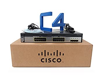 Cisco WS-C3750G-24TS-S Catalyst 3750G-24TS Ethernet Switch