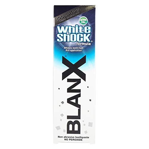 Blanx White Shock Toothpaste