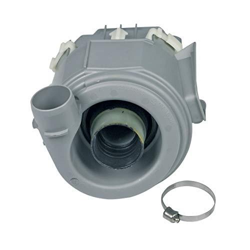 Bosch Siemens 657137 00657137 ORIGINAL Heizelement Durchlauferhitzer Heizpumpe Umlaufpumpe Pumpenmotor Geschirrspüler Spülmaschine auch Neff Balay Constructa