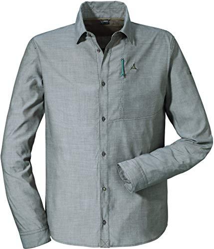 Schöffel Stockholm4 LG T-Shirt Homme, Sea Turtle, FR : M (Taille Fabricant : 48)