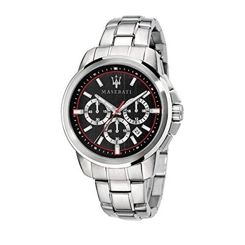 Reloj para Hombre, Colección Successo, con Movimiento de Cuarzo y función cronógrafo, en Acero - R8873621009