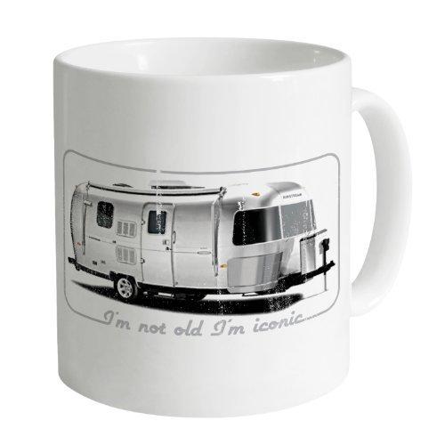 N\A Divertente Tazza da caffè Pratica Tazza Caravan iconica Airstream di Shotdeadinthehead 11 OZ