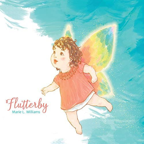 Flutterby audiobook cover art