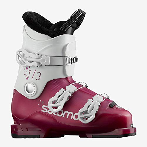 SALOMON Kinder T3 RT Skischuhe rosa 24.5