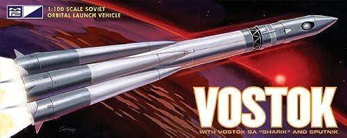Venta en línea de descuento de fábrica MPC MPC792 06 Vostok Rocket Rocket Rocket by MPC  tienda de bajo costo