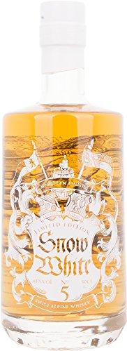 Säntis Malt Snow White No. 5 Limited Edition Whisky (1 x 0.5 l)