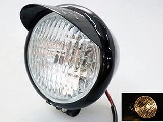 bates motorcycle headlight