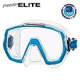 TUSA Taucherbrille Freedom Elite - einglas tauchmaske schnorchelmaske Erwachsene (m-1003)