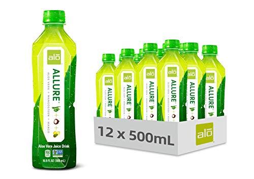 ALO Drink |ALO Allure Aloe Vera Juice Drink | Mango &...