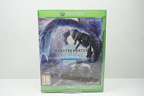 Xbox one Monster Hunter World Iceborne Master Edition ENG/FR