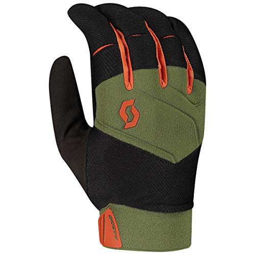 SCOTT 275396 Unisex Cycling Gloves Adult, gr mo/or PUM, L
