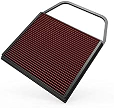 K&N Engine Air Filter: High Performance, Premium, Washable, Replacement Filter: Fits 2006-2017 BMW (Z4, Z4 sDrive 35i, 335is, Z4 3.5 sDrive I, 1 Series M, 135i and other select models), 33-2367