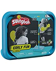 Swingball 7283 Vroege Fun Alle Oppervlakte, Blauw & Geel