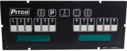 (Fast.) Computer Control Board 231-60141-01