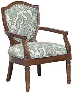 Best Powell Arabella Accent Chair, Multicolor