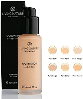 Best living nature foundation Reviews
