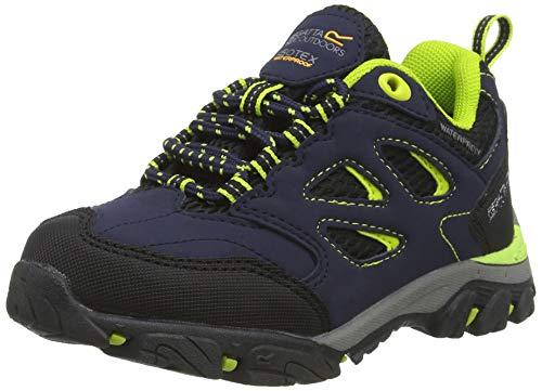 Regatta Mixte enfant Holcombe Low Jnr Walking Shoe, Nvyblz Lmpch 445, 28 EU