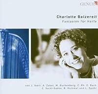 Fantasien fur Harfe by Balzereit (2003-11-12)