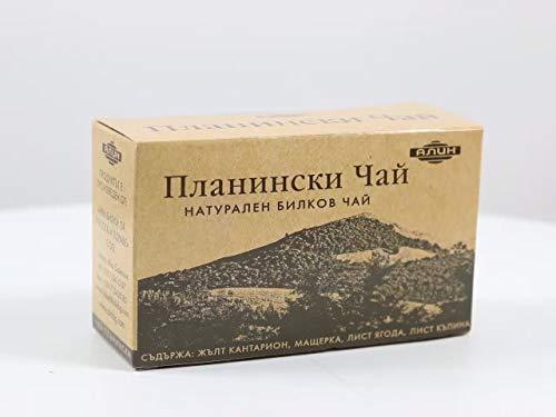 ALIN Mountain Tea - Pack of 2 (40 Tea Bags)