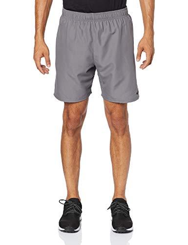 Men'S Swim Volley Shorts - Comprimento 7 Nike Homens G Cinza