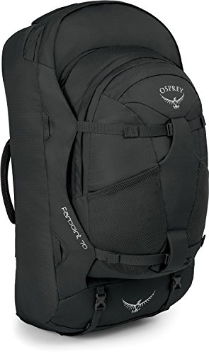 Osprey Farpoint 70 Men's Travel Pack with 13L Detachable Daypack