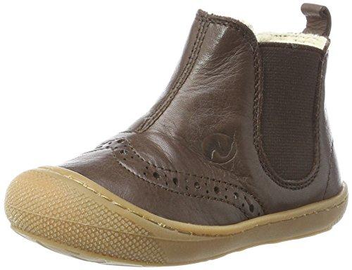 Naturino Baby Jungen 4153 Klassische Stiefel, Braun (Braun-9102), 21 EU