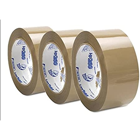 Tan 3.1 Mil 1.88-Inch x 60 Yards Duck Brand HP260 High Performance Packaging Tape HP260T Single Roll