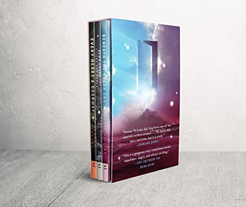 Seanan McGuire's Wayward Children, Volumes 1-3: Every Heart a Doorway, Down Among the Sticks and Bones, Beneath the Sugar Sky