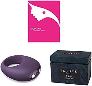 Je Joue Mio Bundle Package - Includes Diary Booklet & Massager