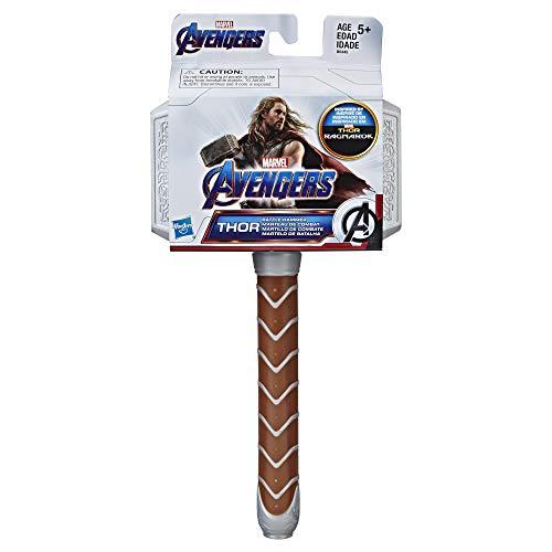 Avengers Martillo - De Combate Thor (Hasbro, B0445EUC)