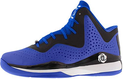 adidas D Rose 773 III Men's Basketball Shoes Size US 8.5, Regular Width, Color Royal Blue/Black