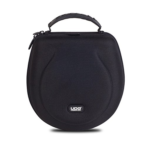 UDG Creator U8200BL - Funda semirrígida para auriculares, tamaño...