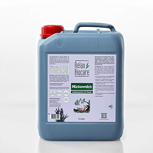 Relax-Biocare 521000002_19 Mückenmilch Pferd, XL