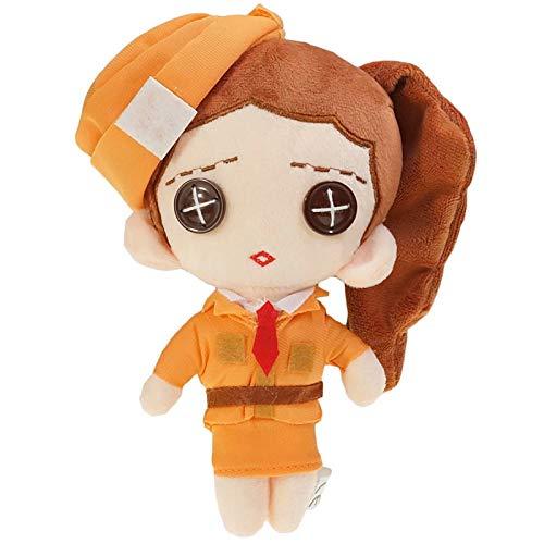 Spiel Identity V Plüsch Niedlich Emily Dyer Cosplay Kissen Plüsch Puppe Plüschtier Spielzeug Anime Figuren Puppen Cartoon Gefüllte Weiche Puppe für Mädchen Jungen 20cm