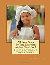 All Four Stars By Tara Dairman Student Workbook: Quick Student Workbooks