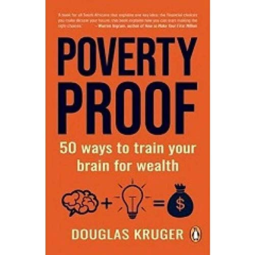 Poverty Proof Audiobook By Douglas Kruger cover art