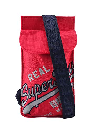 Superdry Citybag CNY TECH POUCH LANYARD Red