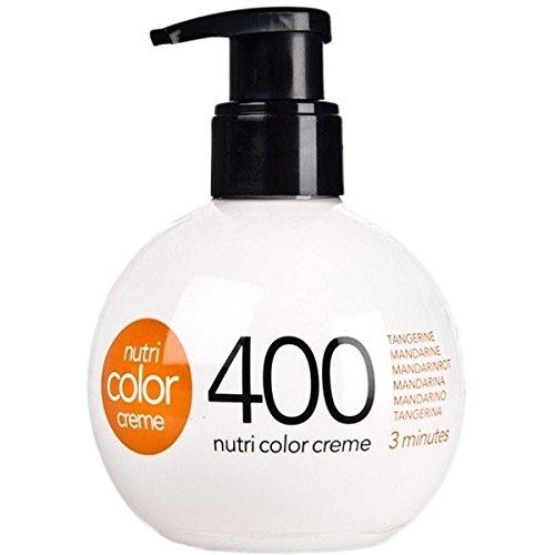Nutri Color Creme Revlon 400Mandarine, mit Vitaminen, 250ml
