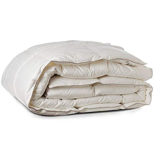 Lestra Couette, Coton, Blanc, 240cmX220cm