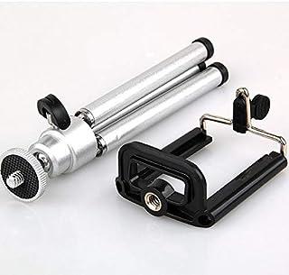 حامل ثلاثي القوائم صغير - حامل حامل ثلاثي القوائم لكاميرا الهاتف المحمول آيفون 4 4g 5 5G لجالاكسي S2 S4 i9200 I9500