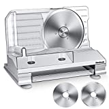 Meat Slicer, Siontech Electric...