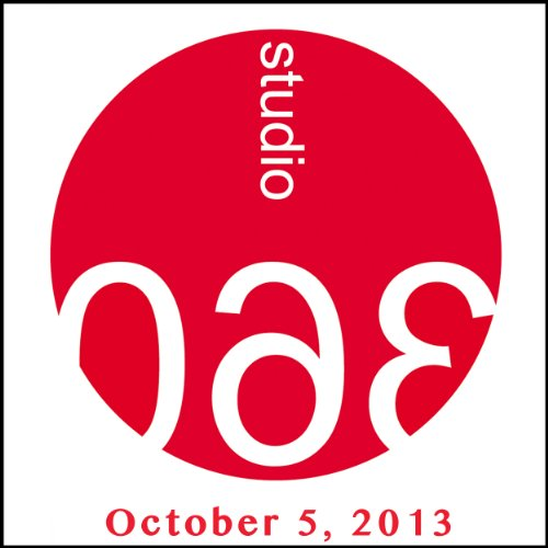 Studio 360: 10-05-2013 cover art