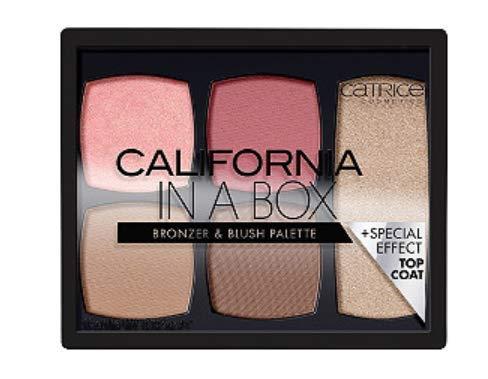 Catrice California In A Box Bronzer & Blush Palette 010