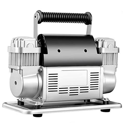 YCDJCS Gonfiatore Digitale per Pneumatici 12V 780W Pompa Ad Aria Elettrica Ad Alta Potenza con Ugello per Gas Multiuso Borsa per Tubo A Prova Di Esplosione Da 8 M para compresores de Aire
