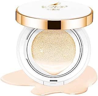 STQANON BB Sun Cushion Foundation Natural Light Hydrating Long Lasting BB Cream SPF50 15g
