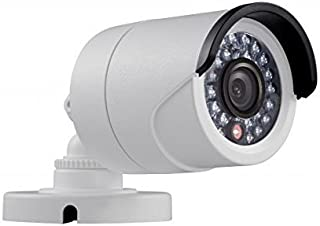 LTS Platinum 2MP 1080p Mini IR Bullet HD-TVI Camera: 3.6mm, White, IP66, WDR, 12v DC, 65 ft Infrared, UTC/OSD, 3yr