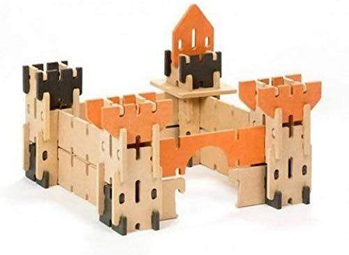Ardennes toys- Jeu de Château Seigneur Gothelon, AT13.009
