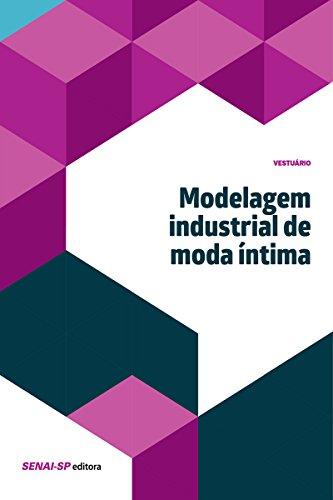Modelagem industrial de moda íntima (Vestuário)